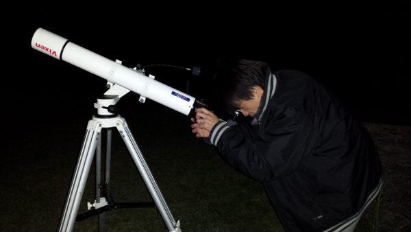 4/22のこと座流星群!!