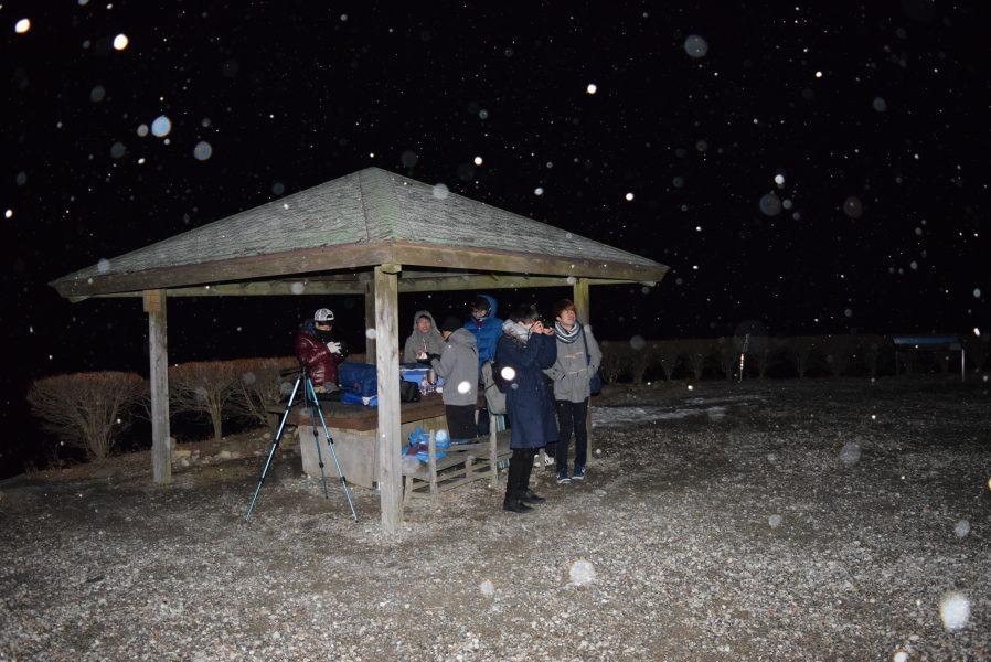 猪名川天文台で天体観測