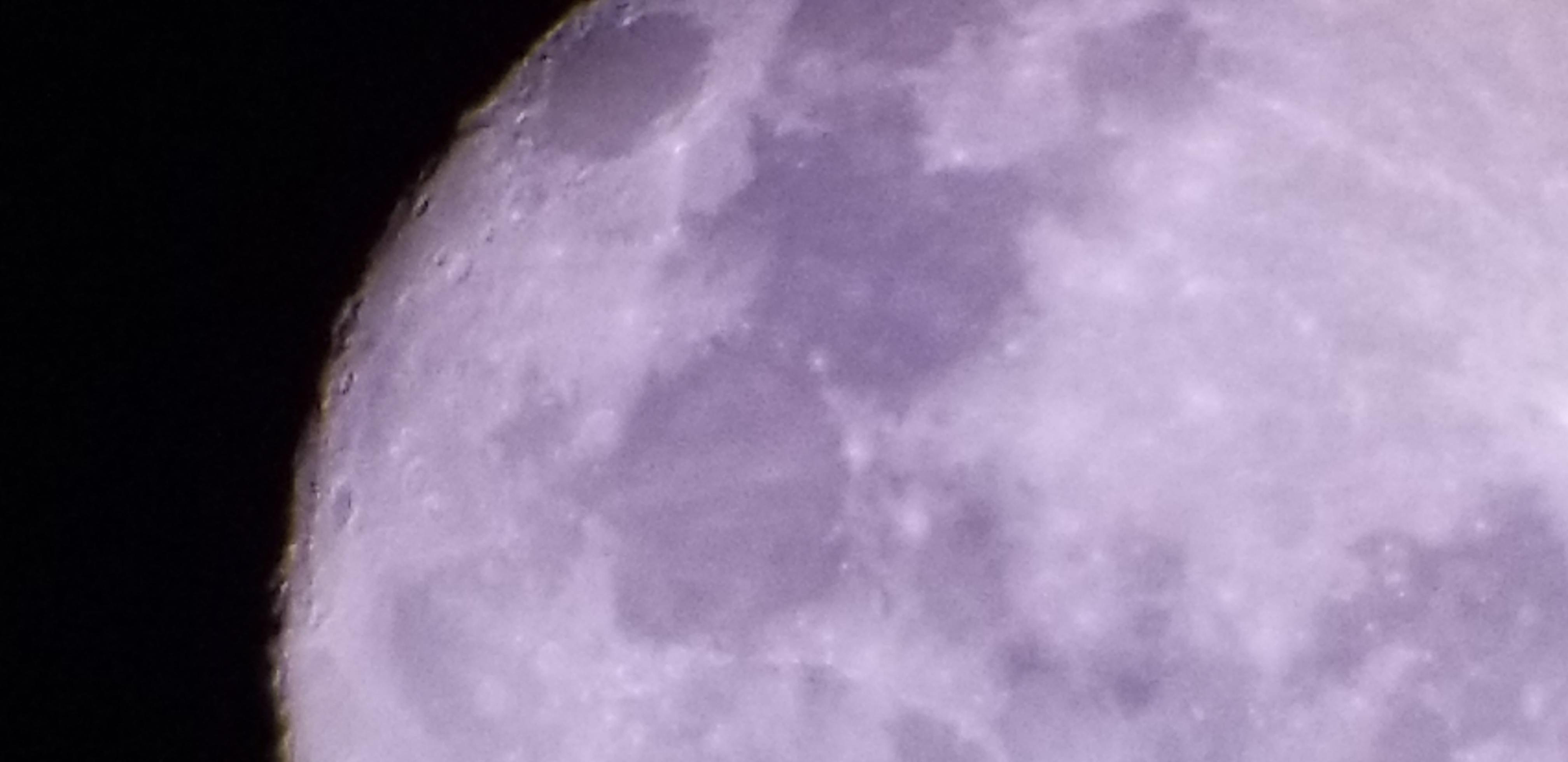 初心に戻って月を見る(✍HIDA)