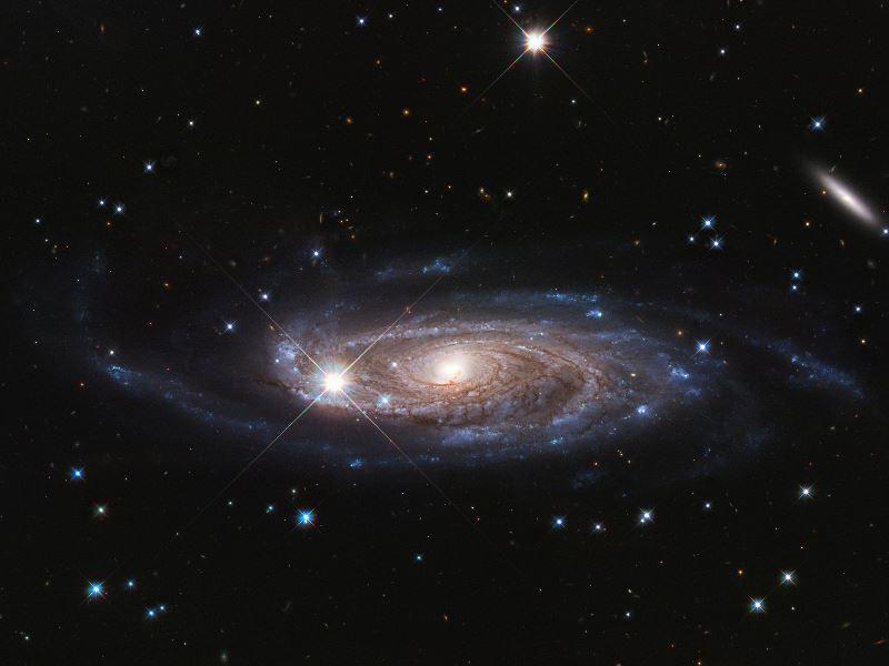 【ルービンの銀河】NASAハッブル宇宙望遠鏡の巨大銀河調査(✍HIDA)