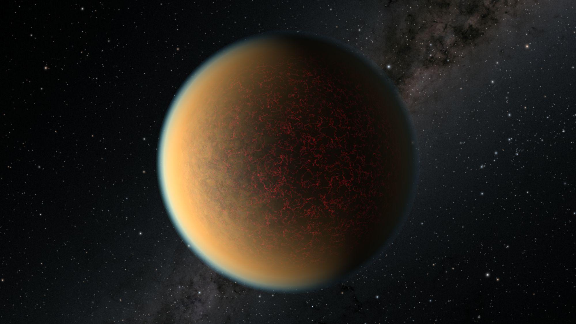 太陽系外惑星「GJ 1132 b」に見る第二の大気(✍HIDA)